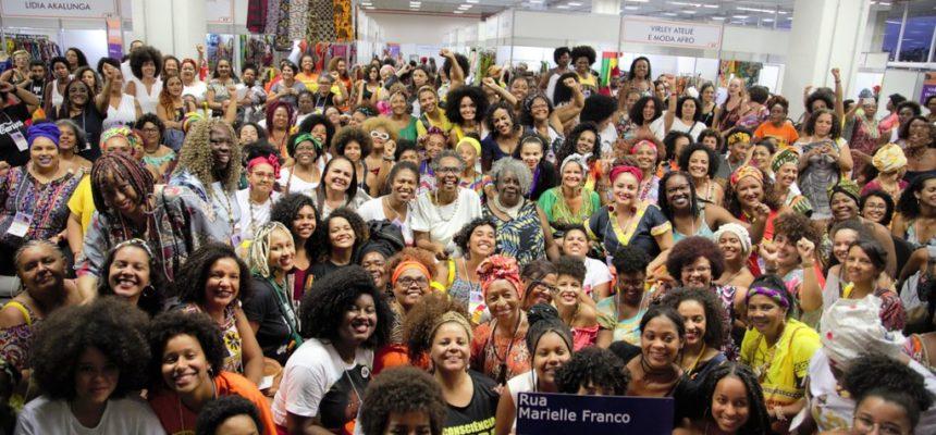 Mulheres negras movem o Brasil