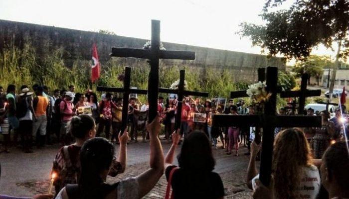 PGR denuncia assassinatos de militantes Sem Terra
