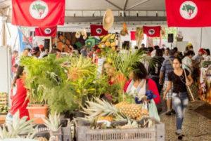 Feira Estadual Cícero Guedes: Uma campanha pelo direito à alimentação e pela vida