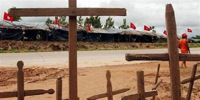 Dois Sem Terra são assassinados na Paraíba