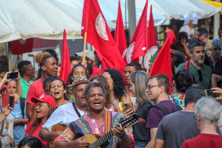 o MST comemora 30 anos com Festival da Reforma Agrária