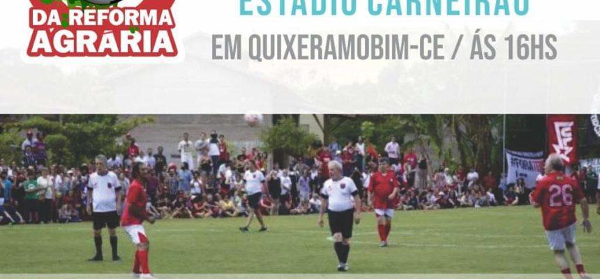 No Ceará, MST Realiza I Copa Estadual da Reforma Agrária