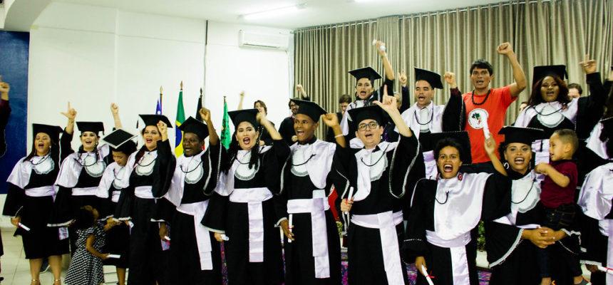 Camponeses se formam em história pela UFPB