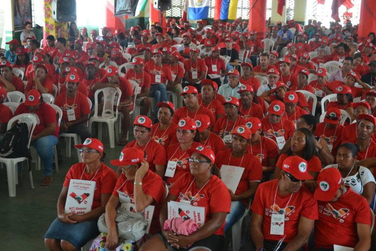 MST realiza 27º Encontro Estadual em Alagoas