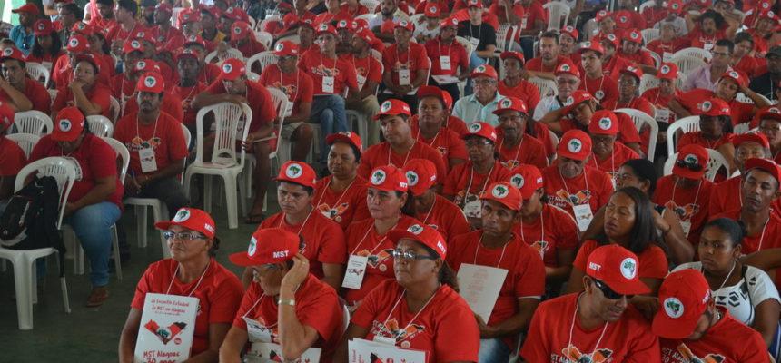 Para debater os desafios para o próximo período, MST realiza 27º Encontro Estadual em Alagoas