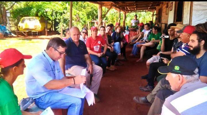 Rede Ecovida certifica primeira propriedade em assentamento no Paraná