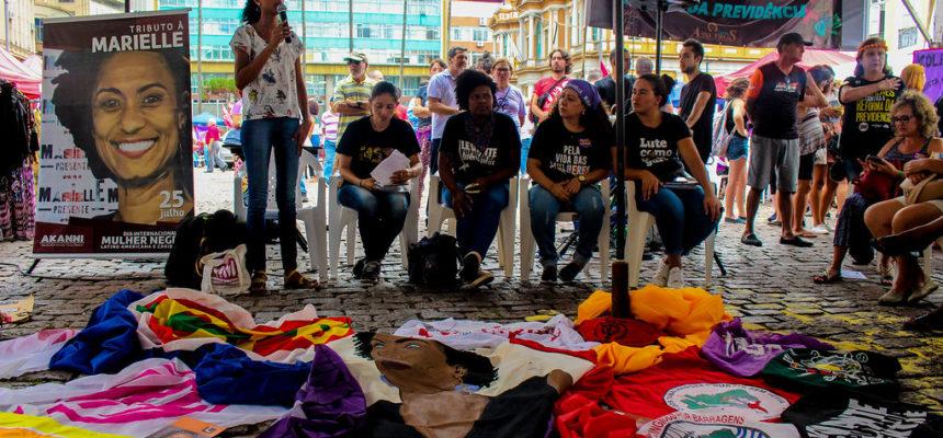 Painel sobre Soberania Alimentar encerra debates do 8 de Março em Porto Alegre