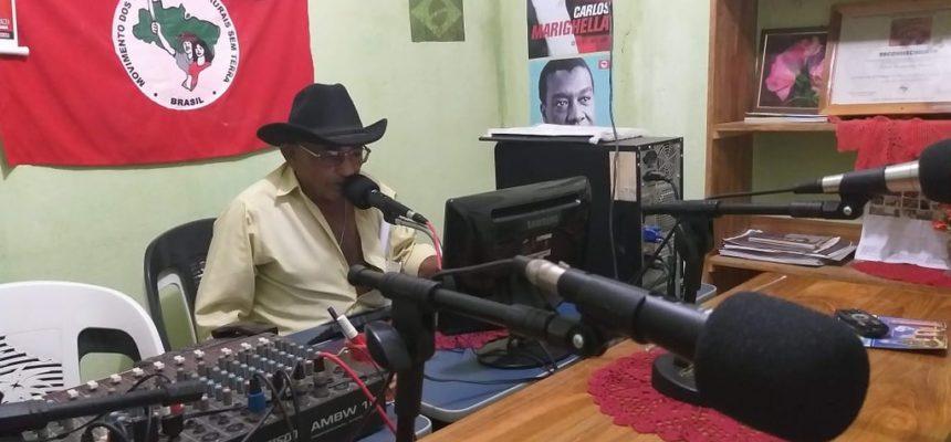 Rádios comunitárias livres tem papel central na luta pela Reforma Agrária Popular