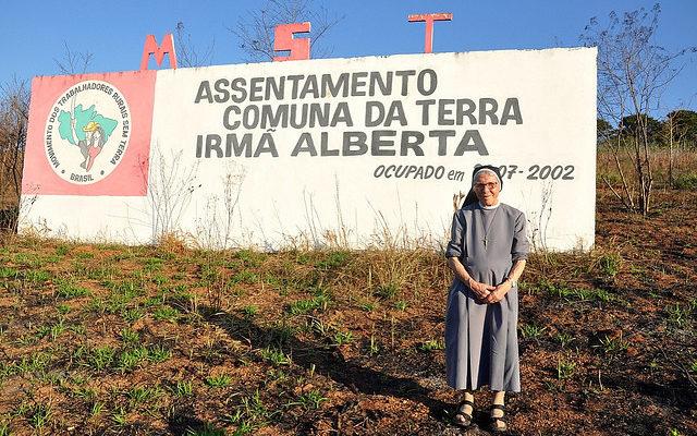 Aos 97 anos, falece Irmã Alberta, uma lutadora incansável