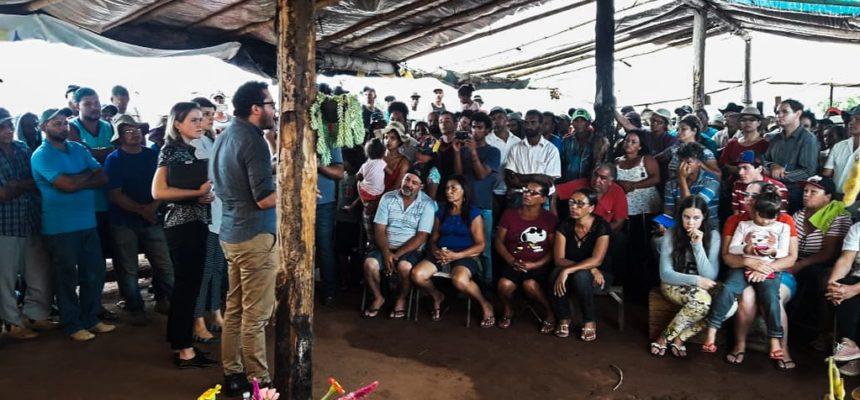 Em SP, CNDH e Defensoria Pública intervém contra reintegração de posse de acampamento do MST