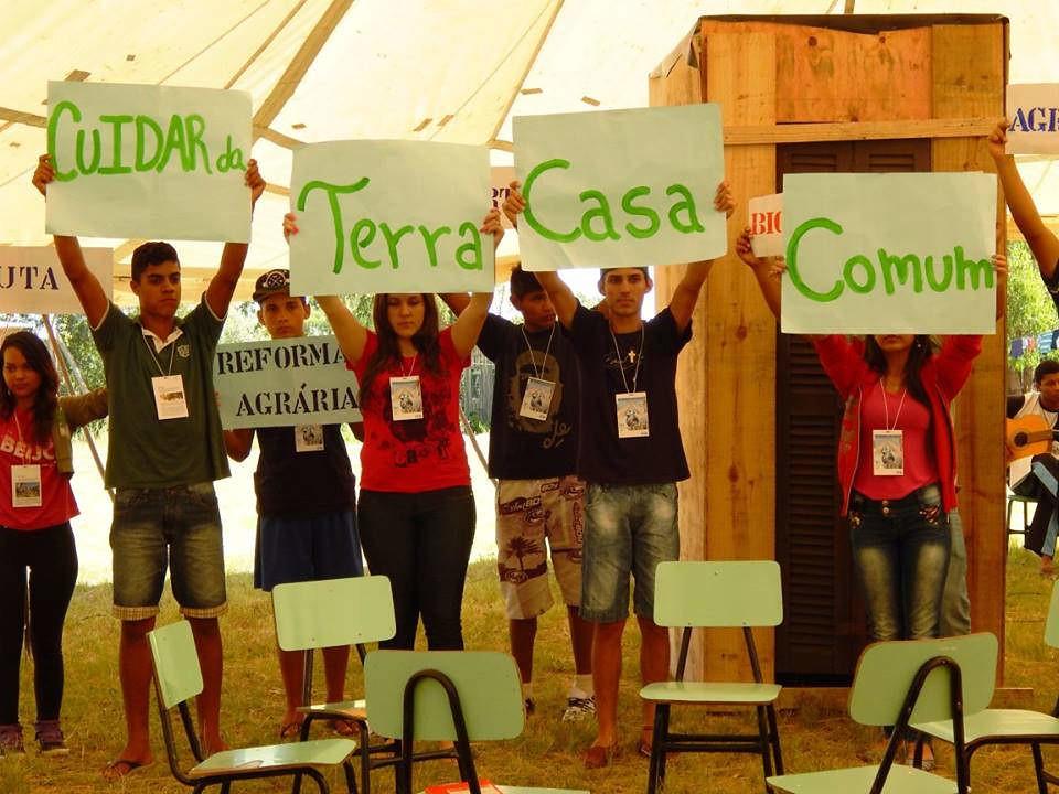 Acampamento da Juventude em São Gabriel, em 2016. Foto Michele Côrrea.jpg