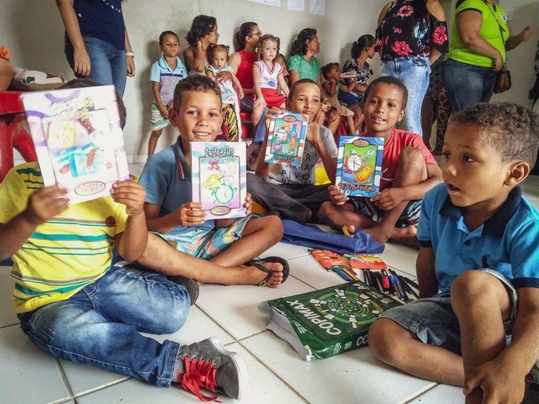 Sem Terrinha em Alagoas realizam ato por melhorias na educação em Atalaia
