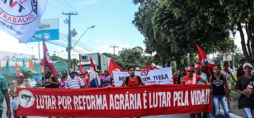 Milhares de Sem Terra iniciam a Jornada Nacional de Lutas pela Reforma Agrária em todo país