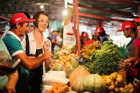 Ato Público por Reforma Agrária e Alimentação Saudável