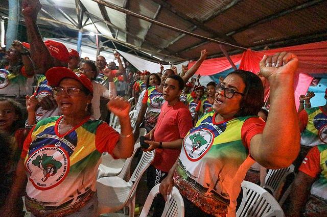 Sem Terra organizam produção agroecológica na Bahia em área degradada por monocultura