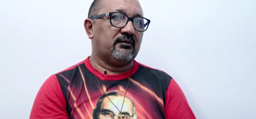 """Padre Amaro: """"Eu não quero morrer, mas estou pronto para enfrentar o que for pela luta que eu acredito"""""""