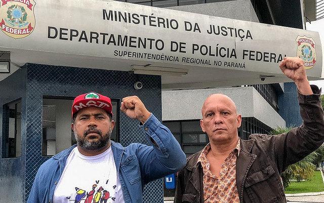 """Dirigente do MST transmite recado de Lula: """"Está na hora de debater olho no olho"""""""