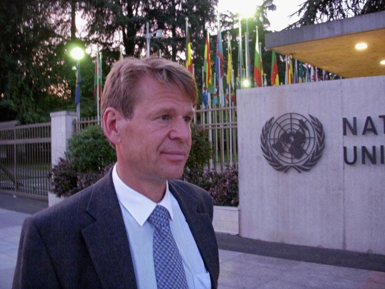 diz ex-Relator Especial da ONU