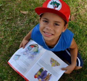 Seis livros com histórias e aprendizados para criançada