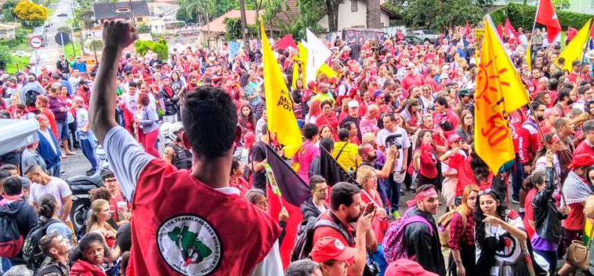 Mobilização e ações de solidariedade marcam a Jornada de Lutas no Paraná