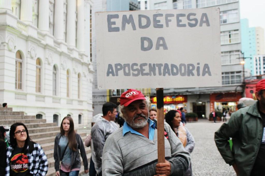 Ato contra a Reforma da Previdência.jpeg