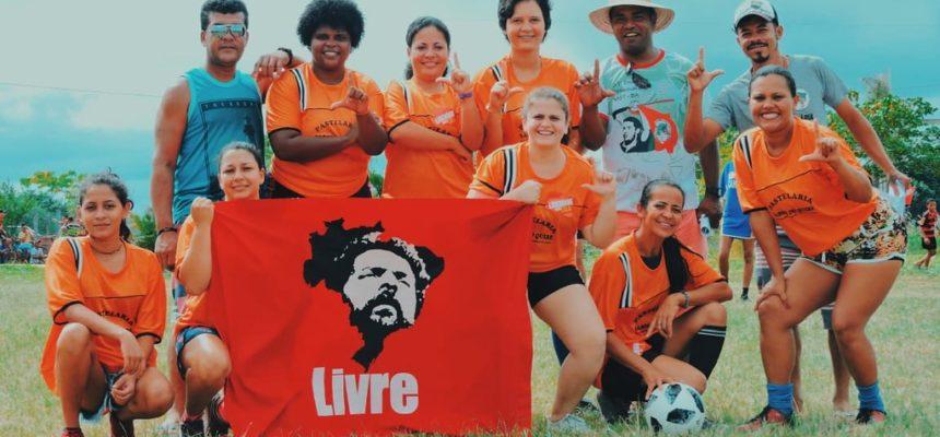 Copa Estadual da Reforma Agrária leva alegria e integração à Bahia