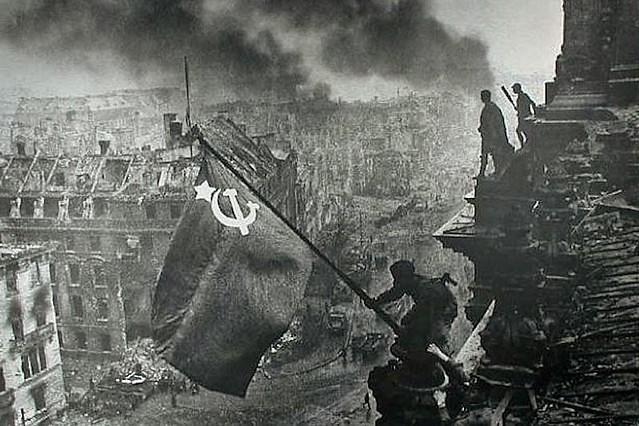 União Soviética derrotava o Exército nazista