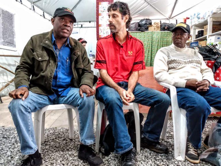 Candidato à presidência da Zâmbia defende liberdade para Lula