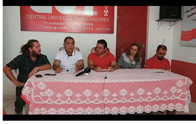 movimentos brasileiros lançam Manifesto Pela Paz na Venezuela