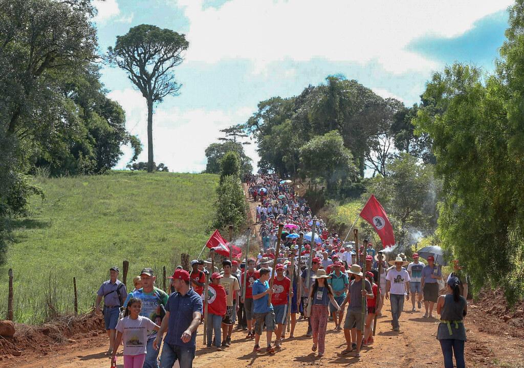 A Romaria da Terra é itinerante. Em 2017, a antiga Fazenda Annoni sediou o evento. Foto Caco Argemi.jpg
