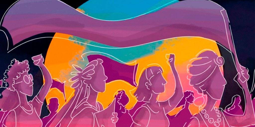 MINUTO A MINUTO   No 08 de março mulheres ocupam as ruas do Brasil por direitos
