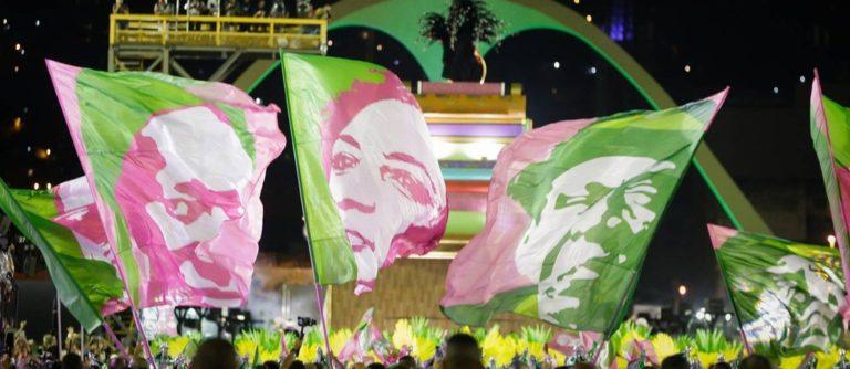 Artigo: As escolas de samba pensam o Brasil