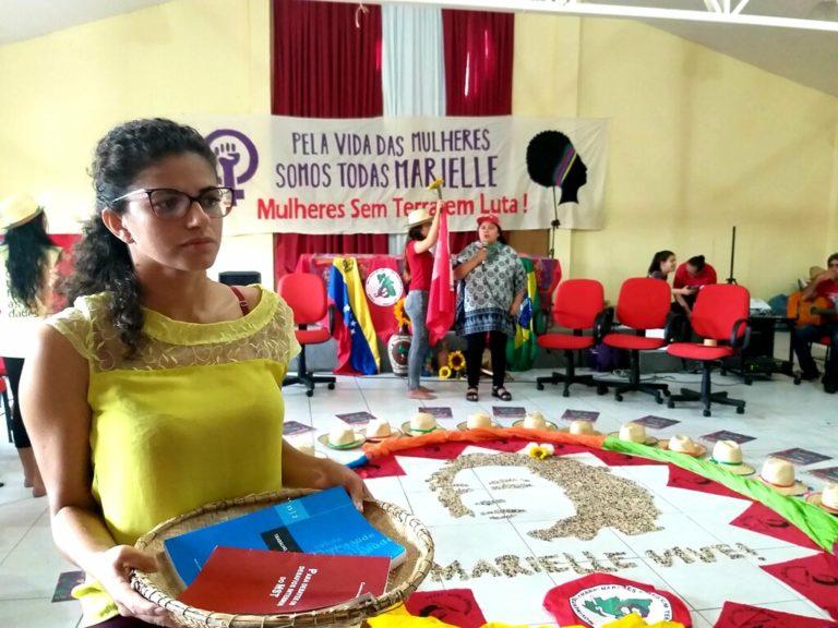 MST realiza encontro Estadual das Mulheres Sem Terra