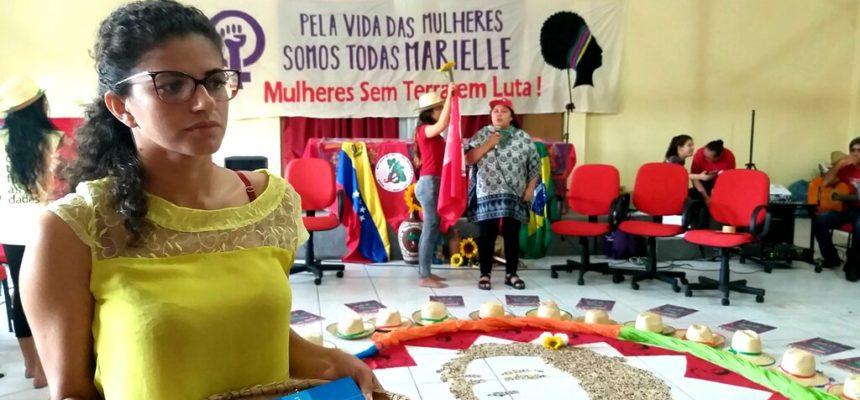 No Ceará, MST realiza encontro Estadual das Mulheres Sem Terra