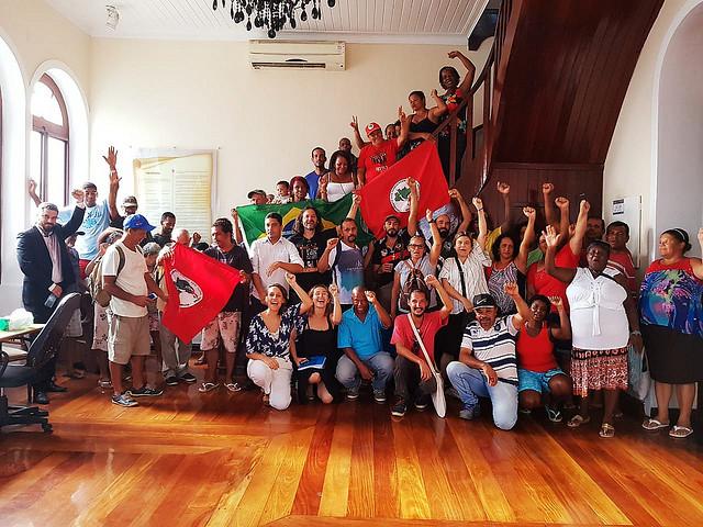 MST faz acordo com Prefeitura para construção de escola agroecológica em Macaé