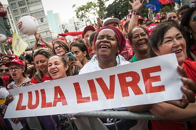 Pernambuco terá atos pela liberdade de Lula