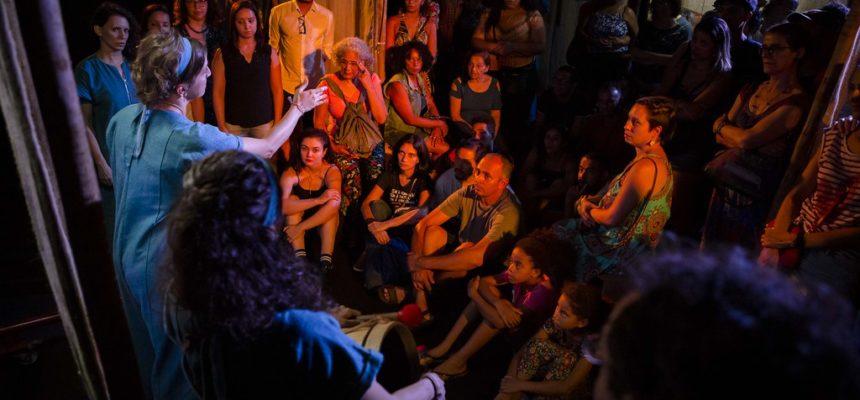 Utopia da Memória: peça homenageia as vítimas de Carajás
