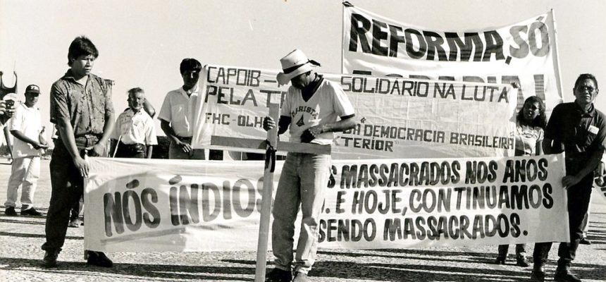 Camponeses realizam Jornada de Lutas em Belém, no Pará