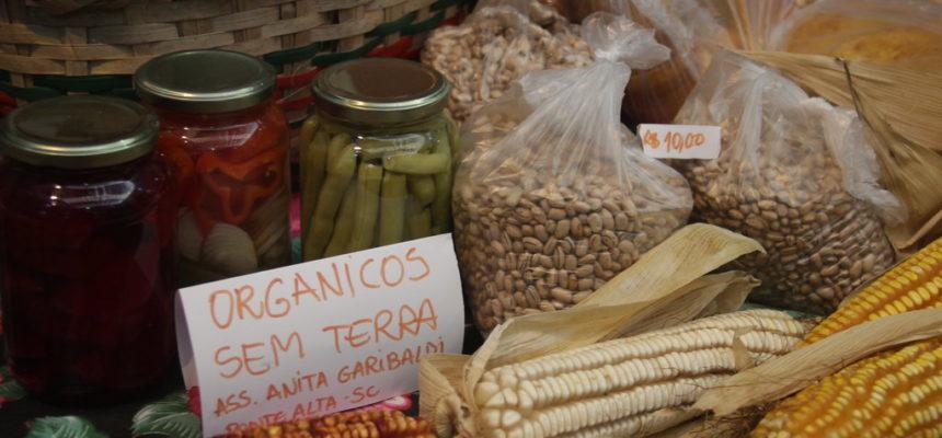 6ª Jornada Universitária em Defesa da Reforma Agrária em Santa Catarina