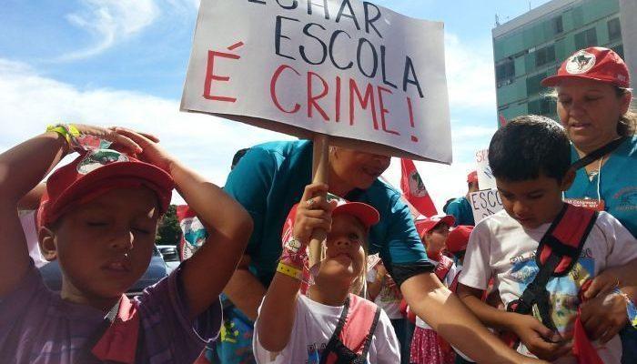 MST repudia ataques do Ministro Abraham Weintraub contra educação do campo