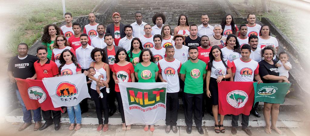Estudantes da Turma Eugênio Lira se formam em Direito pelo Pronera, na Bahia. Foto_Divulgação MST.jpg