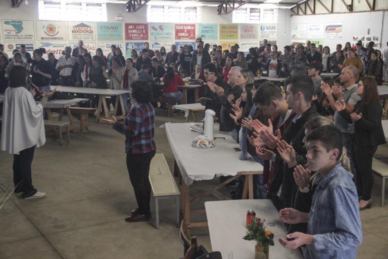 MST comemora 34 anos em Santa Catarina