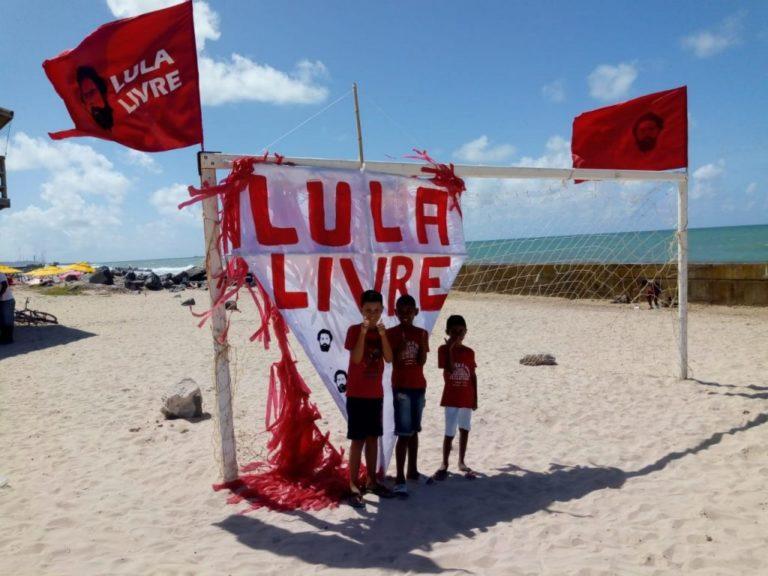 Primeiro Mutirão Lula Livre é um sucesso nas ruas de todo o Brasil