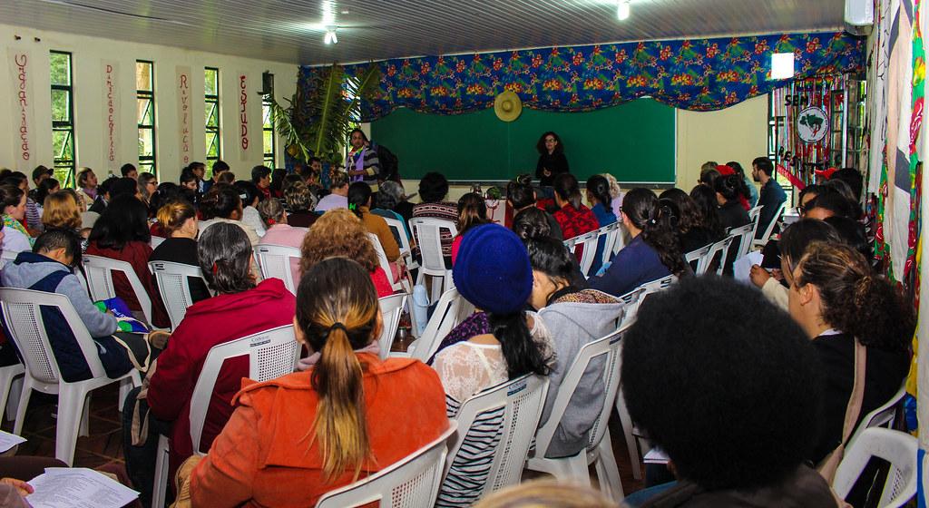 Primeiro Intercambio de Mulheres da Região Sul. Fotos - Maiara Raube.jpg