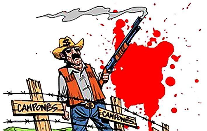 Mais um militante do MST é assassinado no campo