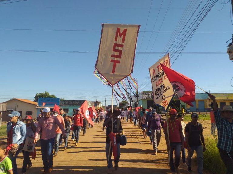 Atos são realizados contra ameaça de despejo  em Dalcídio Jurandir