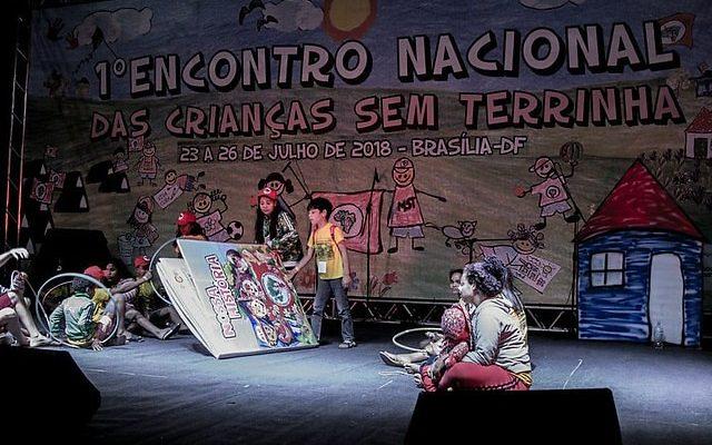 Ministério Público arquiva representação contra encontro Sem Terrinha