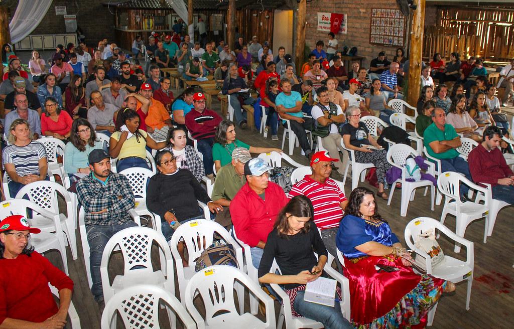 Evento reuniu cerca de 250 pessoas de várias regiões do estado. Foto -Catiana de Medeiros.jpg
