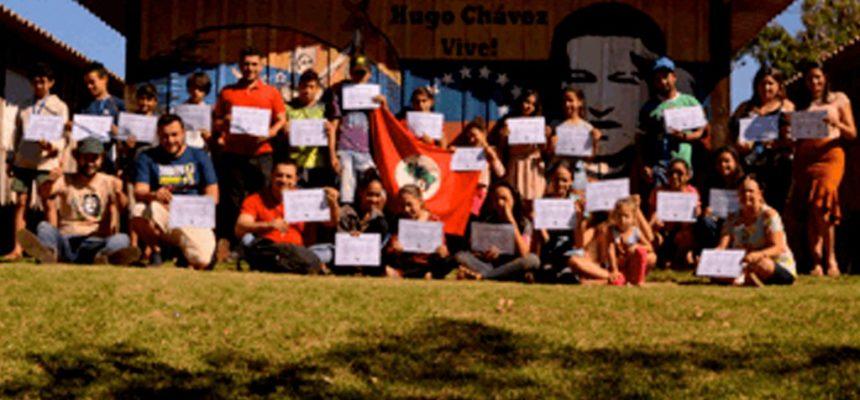 Acampamento do Paraná realiza Primeiro Torneio de Xadrez