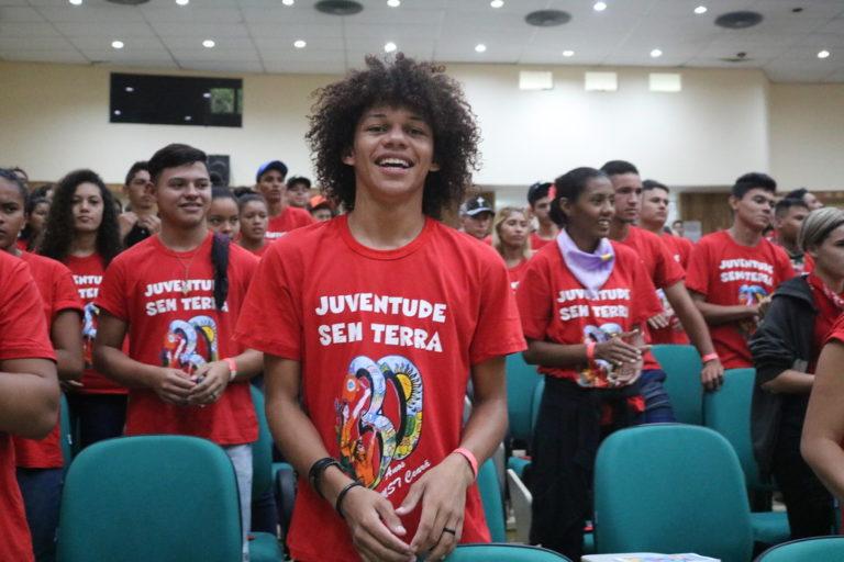 MST Realiza XV Encontro Estadual da Juventude Sem Terra